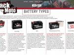 La Gamme Batteries BS