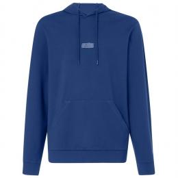 OAKLEY  Hoodie Patch Fleece Universal Blue
