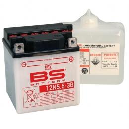 Batterie BS 12N5.5A-3B DRY