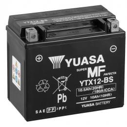 Batterie YUASA YTX12-BS MF