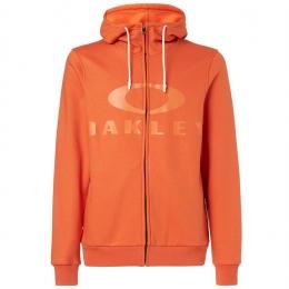 OAKLEY Hoodie Bark FZ Energy Orange