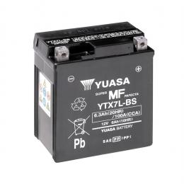Batterie YUASA YTX7L-BS MF