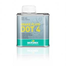 Liquide de frein MOTOREX DOT 4