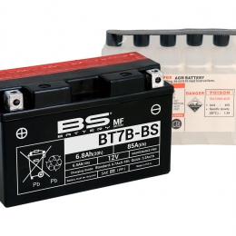 Batterie BS BT7B-BS MF