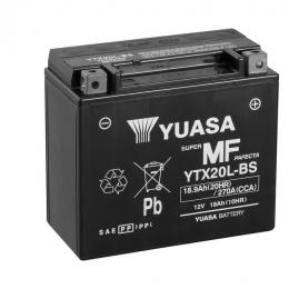 Batterie YUASA YTX20L-BS MF