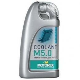 Liquide de refroidissement MOTOREX Coolant M5.0 Prêt à l'emploi 1L