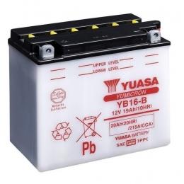 Batterie YUASA YB16-B Yumicron