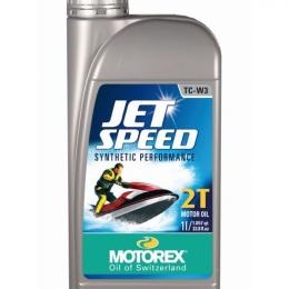 Huile moteur MOTOREX Jet Speed 2T synthétique performance