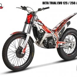 BETA TRIAL EVO 250 2T MY2020