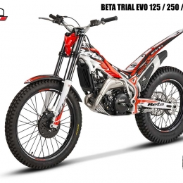 BETA TRIAL EVO 125 2T MY2020