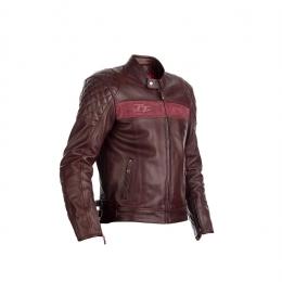 RST Blouson Brandish CE cuir rouge HOMME