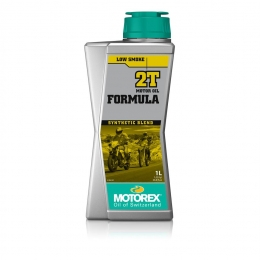 Huile moteur MOTOREX Formula 2T semi-synthétique