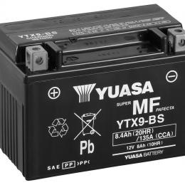 Batterie YUASA YTX9-BS MF