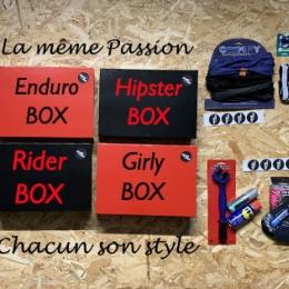 """Coffrets Cadeaux """"À Chacun Son Style"""""""